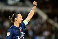 Zlatan Ibrahimovic ( PSG )