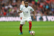 Danny Rose of England in action. FIFA World cup qualifying match, european group F, England v Malta at Wembley Stadium in London on Saturday 8th October 2016.<br /> pic by John Patrick Fletcher, Andrew Orchard sports photography.