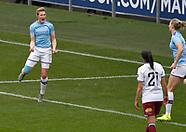 Manchester City Women v West Ham United Women 171119