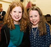 24/06/2017 REPRO FREE:   Hannah Beth Kenny and Liadh Collins at The Notorious Choir summer Concert at Maree Community Centre in aid of Road To Hope and the Brothers of Charity Sri Lankan orphanage . Aileen Henderson, Jacqui McCarthy and Tommy Keane and The Sheds  also performed on the night. Photo:Andrew Downes, xposure .