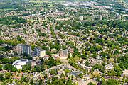 Nederland, Gelderland, Apeldoorn, 29-05-2019; Binnenstad Apeldoorn, Binkhorst.<br /> Apeldoorn, town centre.<br /> luchtfoto (toeslag op standard tarieven);<br /> aerial photo (additional fee required);<br /> copyright foto/photo Siebe Swart