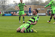 Forest Green Rovers v Chesterfield 210418