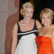 Chelsea Handler and Katie Couric