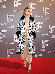 Glasgow Film Festival 2019<br /> <br /> The UK Premiere of Tell It to the Bees<br /> <br /> Pictured: Lauren Lyle<br /> <br /> (c) Aimee Todd | Edinburgh Elite media
