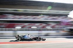 February 18, 2019 - Barcelona, Spain - 77 BOTTAS Valtteri (fin), Mercedes AMG F1 GP W10 Hybrid EQ Power+, action during Formula 1 winter tests from February 18 to 21, 2019 at Barcelona, Spain - Photo Antonin VincentMotorsports: FIA Formula One World Championship 2019, Test in Barcelona, (Credit Image: © Hoch Zwei via ZUMA Wire)