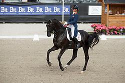 Beckers Kirsten, (NED), Broere Westpoint<br /> Kingsley Donadeo Grand Prix<br /> Dutch Championship Dressage - Ermelo 2015<br /> © Hippo Foto - Dirk Caremans<br /> 17/07/15