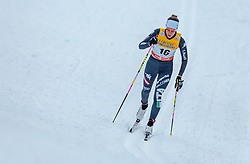 27.11.2016, Nordic Arena, Ruka, FIN, FIS Weltcup Langlauf, Nordic Opening, Kuusamo, Damen, im Bild Martin Topranin Virginia De (ITA) // Martin Topranin Virginia De of Italy during the Ladies FIS Cross Country World Cup of the Nordic Opening at the Nordic Arena in Ruka, Finland on 2016/11/27. EXPA Pictures © 2016, PhotoCredit: EXPA/ JFK