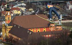 03.01.2013, Bergisel Schanze, Innsbruck, AUT, FIS Ski Sprung Weltcup, 61. Vierschanzentournee, Training, im Bild Gregor Schlierenzauer (AUT) // Gregor Schlierenzauer of Austria during practice Jump of 61th Four Hills Tournament of FIS Ski Jumping World Cup at the Bergisel Schanze, Innsbruck, Austria on 2013/01/03. EXPA Pictures © 2012, PhotoCredit: EXPA/ Juergen Feichter
