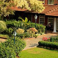 Africa, Kenya, Nairobi. The Fairmont Norfolk Hotel.