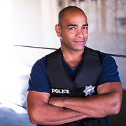 Former San Jose Police Officer Fredrick Kotto saved a woman from being robbed on a BART train. Kotto was off duty and en route to San Francisco with his Fiance to obtain their marriage license when he stepped-in to confront a suspect attempting to rob a woman on the train.