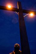 Maraba _ PA, 15 Novembro de 2006....Retratos de ex garimpeiros da Serra Pelada.....Na foto: O gaucho Etevaldo, articulador politico da cooperativa COOMIGASP e um dos sobreviventes do massacre da Ponte do Rio Tocantins.......Foto: BRUNO MAGALHAES / AGENCIA NITRO....Foto exclusiva para divulgacao do filme. Proibida recirculacao. Outros usos contactar Agencia Nitro (31) 3297 7848.....!CREDITOS OBRIGATORIOS!..