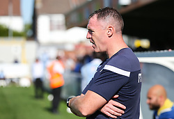 Bristol Rovers manager Graham Coughlan beofre kick off - Mandatory by-line: Arron Gent/JMP - 21/09/2019 - FOOTBALL - Cherry Red Records Stadium - Kingston upon Thames, England - AFC Wimbledon v Bristol Rovers - Sky Bet League One