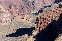 United States, Arizona, Grand Canyon. Hopi Point is the northernmost spot on this part of the south rim.