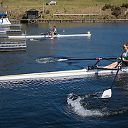 Womens sculling