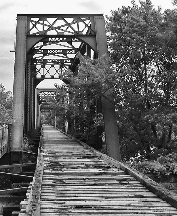 The journey sometimes requires trusting bridges built long ago.
