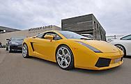 2005 Lamborghini Gallardo (Giallo Midas) .Corporate Drive Day with Octane Events & The Supercar Club.Moonah Links Golf Course, Mornington Pennisula, Victoria .6th-7th of August 2009 .(C) Joel Strickland Photographics