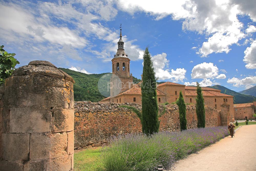 Monasterio San Millan de Yuso. LA Rioja ©Daniel Acevedo / PILAR REVILLA