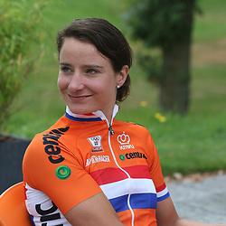 NIEUWEGEIN (NED) wielrennen     <br /> Marianne Vos