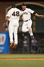 20100901 - Colorado Rockies at San Francisco Giants (Major League Baseball)