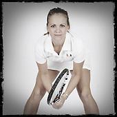1/15/13 Women's Tennis Canestagrams