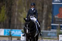 Van Baalen Marlies, NED, Go Legend<br /> CDI 3* Opglabeek<br /> © Hippo Foto - Dirk Caremans<br />  23/04/2021