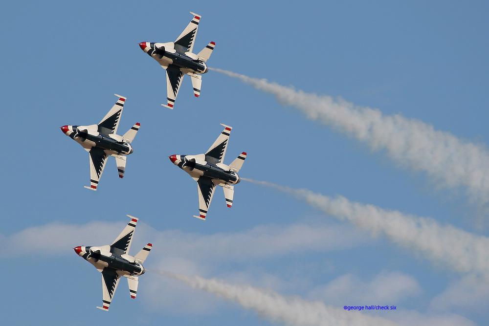 F-16C Thunderbirds