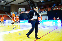 Deception Eric BATALLER   - 19.12.2014 - Beauvais / Saint Nazaire - 12e journee de Ligue A<br />