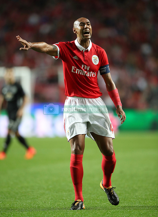 Benfica's Anderson Luisao