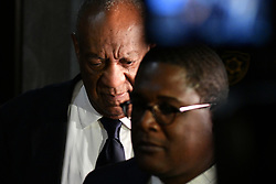 June 13, 2017 - Norristown, Pennsyvlania, United States - Comedian/actor Bill Cosby departs after the twelve head jury adjured for the day, in the aggravated indecent assault trial, at Montgomery County Courthouse, in Norristown, Pennsylvania, on June 13, 2017. (Credit Image: © Bastiaan Slabbers/NurPhoto via ZUMA Press)