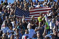 November 19, 2017 - Homestead, Florida, United States of America - November 19, 2017 - Homestead, Florida, USA: The Monster Energy Nascar Cup Teams take to the track for Ford EcoBoost 400 at Homestead-Miami Speedway in Homestead, Florida. (Credit Image: © Justin R. Noe Asp Inc/ASP via ZUMA Wire)
