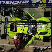 #97, Aston Martin Racing, Aston Martin Vantage AMR, LMGTE Pro, driven by: Alex Lynn, Maxime Martin, Jonathan Adam, 24 Heures Du Mans  2018, , 17/06/2018,