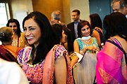 Lavanya Chekuri commemorates her 50th birthday during a celebration with family and friends in Chicago's Streeterville neighborhood on Saturday, April 26th. © 2014 Brian J. Morowczynski ViaPhotos