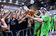 Giacomo Devecchi, Commando Ultra' Dinamo<br /> S.Oliver Wurzburg - Banco di Sardegna Dinamo Sassari<br /> Fiba Europe Cup 2018-2019 Finale Ritorno<br /> Wurzburg, 01/05/2019<br /> Foto L.Canu / Ciamillo-Castoria