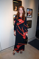 Model ANGELA DUNN at a party at shoe store Sergio Rossi, 207 Sloane Street, London on 4th April 2007.<br /><br />NON EXCLUSIVE - WORLD RIGHTS