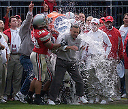 Ohio State head coach Jim Tressel