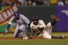 20110707 - San Diego Padres at San Francisco Giants (MLB Baseball)