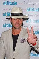 James Hill, Attitude Magazine's Hot 100 Summer Party, The Rumpus Room at the Mondrian Hotel, London UK, 20 July 2015, Photo by Brett D. Cove
