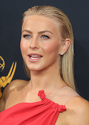 Julianne Hough arriving for The 68th Emmy Awards at the Microsoft Theater, LA Live, Los Angeles, 18th September 2016.