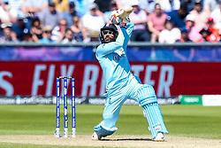 Adil Rashid of England - Mandatory by-line: Robbie Stephenson/JMP - 03/07/2019 - CRICKET - Emirates Riverside - Chester-le-Street, England - England v New Zealand - ICC Cricket World Cup 2019 - Group Stage