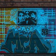 """Street Art Gives A Shoutout To The """"Beastie Boys"""""""