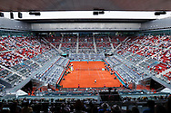 General view of Central court Manolo Santana during the Mutua Madrid Open 2018, tennis match on May 11, 2018 played at Caja Magica in Madrid, Spain - Photo Oscar J Barroso / SpainProSportsImages / DPPI / ProSportsImages / DPPI