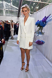Vanessa Kirby at the Glamour Women of The Year Awards 2017 in association with Next held in Berkeley Square Gardens, London England. 6 June 2017.