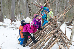 Early Education classroom and outdoors<br /> Forest Friday