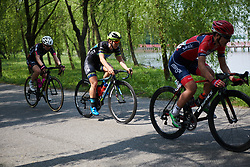 Shannon Malseed (AUS) at Tour of Chongming Island 2019 - Stage 1, a 102.7 km road race on Chongming Island, China on May 9, 2019. Photo by Sean Robinson/velofocus.com