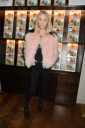 LADY MARY FURZE at the launch of 'Certified Indigenous' with Assouline and The Luxury Collection held at Maison Assouline, Piccadilly, London on 13th May 2015.