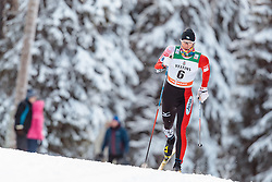 27.11.2016, Nordic Arena, Ruka, FIN, FIS Weltcup Langlauf, Nordic Opening, Kuusamo, Herren, im Bild Akira Lenting (JPN) // Akira Lenting of Japan during the Mens FIS Cross Country World Cup of the Nordic Opening at the Nordic Arena in Ruka, Finland on 2016/11/27. EXPA Pictures © 2016, PhotoCredit: EXPA/ JFK