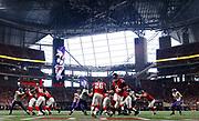 Mercedes Benz Stadium, Falcons v Vikings