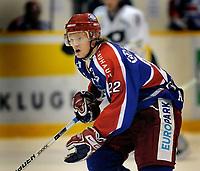 Ishockey , 27. november 2008 , GET-Ligaen , oilers - vålerenga<br /> Adrian Aambø , Vålerenga<br /> Foto: Tommy Ellingsen, Digitalsport