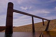 Poconos, Northeast Pennsylvania, Francis Walters Dam, Lehigh River, Bear Creek