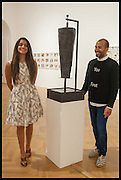 SHARIFA AL SUDAIRI; ABDULLA ALTURKI;, Private View of Today's Specials, a group exhibition that takes a satirical look at the way society represents, consumes and obsesses over food, Pace London, 6 Burlington Gardens, London 30 July 2014.